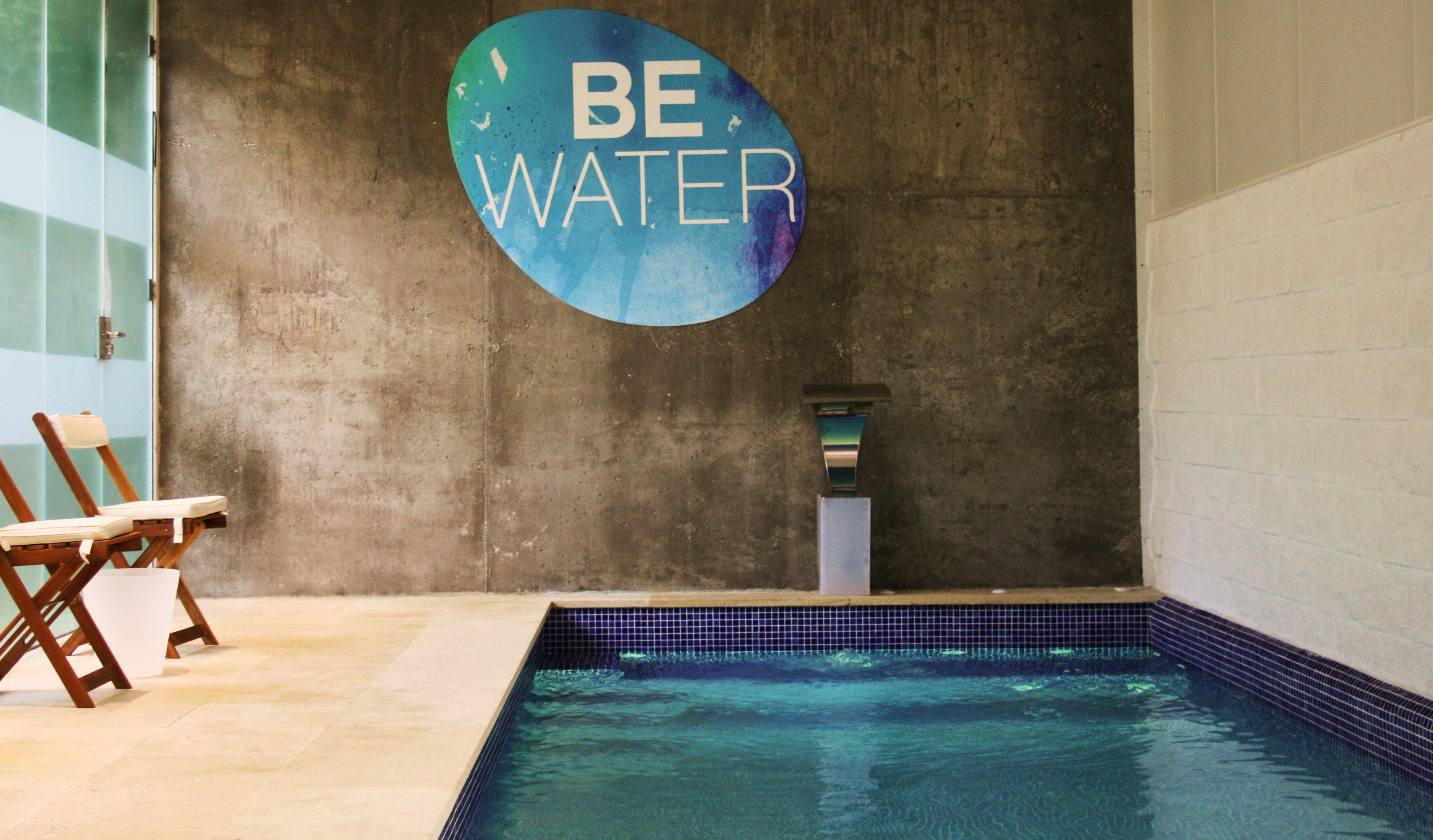 Be Water piscina